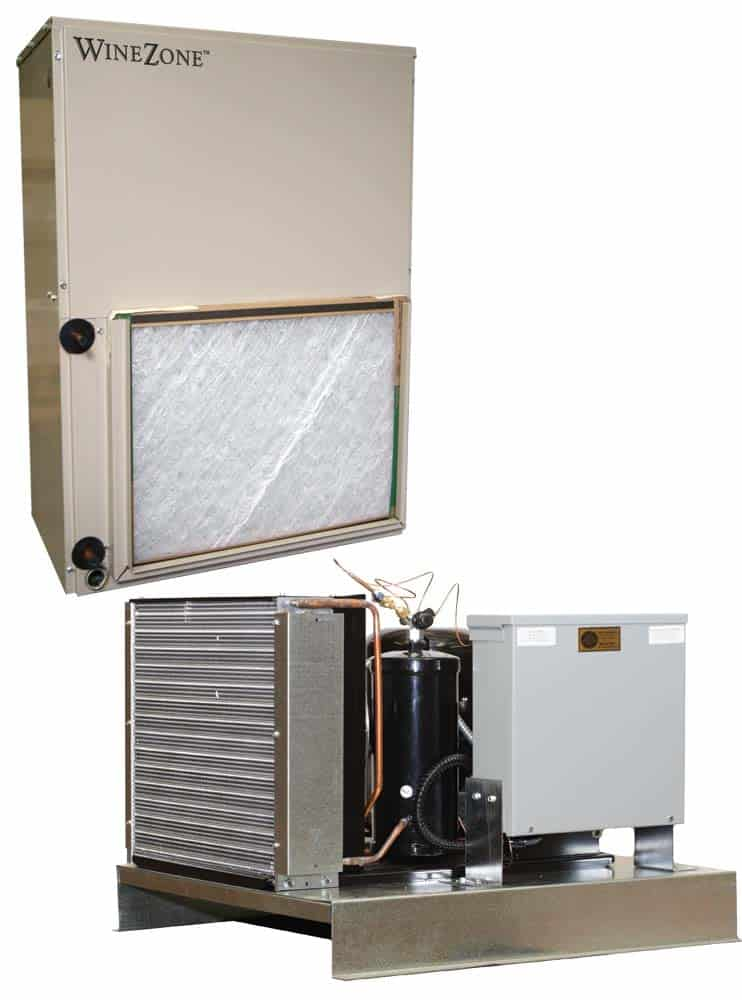 Winezone Air Handler 5800 Series For Cellars Up To 2