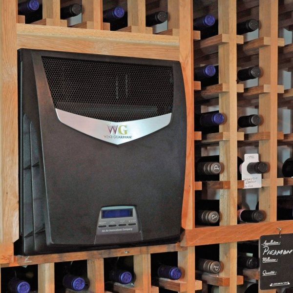 Ttw018 Wine Cellar Cooling Unit For Cellars Up To 1200cuft