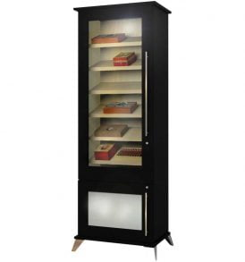 Reliance 1000 Cigar Humidor Display - Contemporary