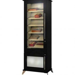 Premium 1000 Cigar Humidor Display – Contemporary