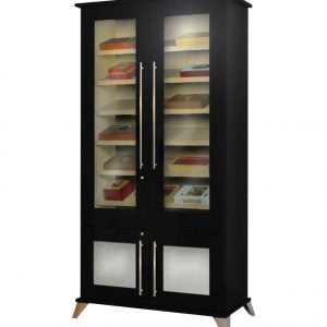 Reliance 1500 Cigar Humidor Display - Contemporary