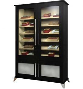 Reliance 2000 Cigar Humidor Display - Contemporary