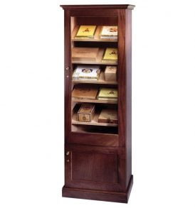 Reliance 1000 Cigar Humidor Display - Traditional