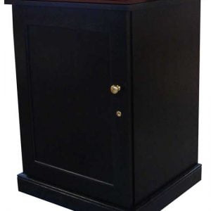 End Table Cigar Humidor – Century 1000 – Traditional
