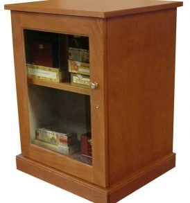 End Table Humidor Sentinel 500 - Traditional