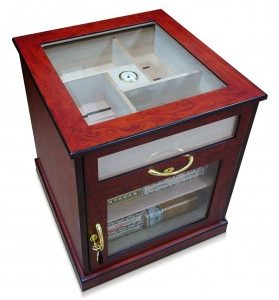 Cigar Mate 450 Desktop Humidor