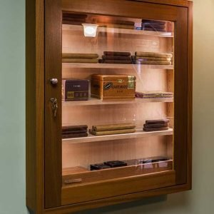 Reliance 250 Wall Cigar Humidor