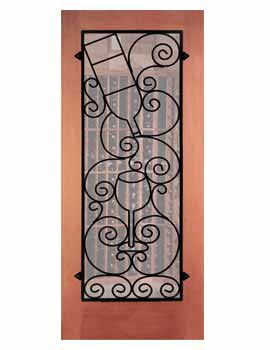 Wrought Iron Cellar Doors And Gates