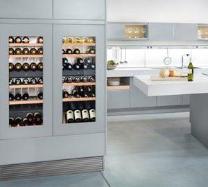 Liebherr HW 4800 Built In Wine Cabinet