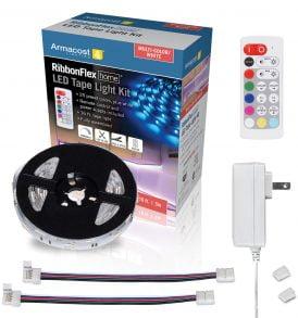 Ribbon Flex Home Multi Color + White