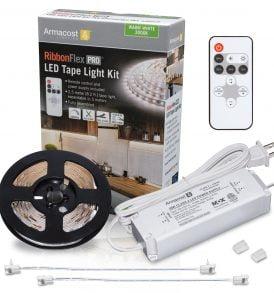 Ribbon Flex Pro Tape Light Kit with Remote