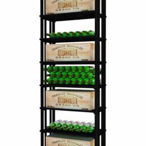 Designer Series Rectangular Bin and Case Storage