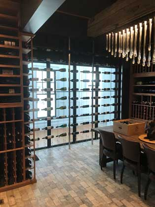 Cable Wine Cellar Series